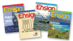 The Ensign Magazine Subscription